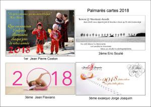 Planche Contact palmarès 18